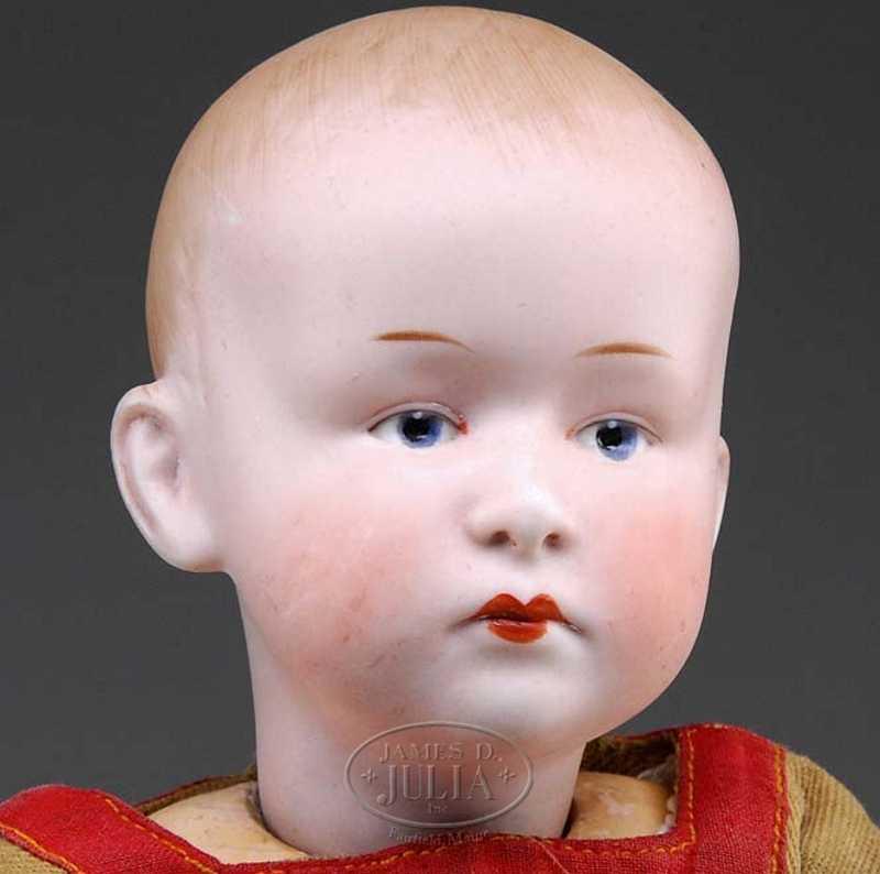 Heubach Gebr. 7602 4 Character doll