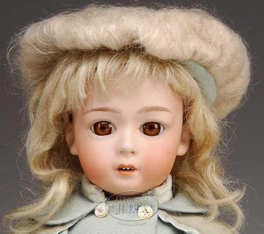 heubach gebr 8192 bisque head doll