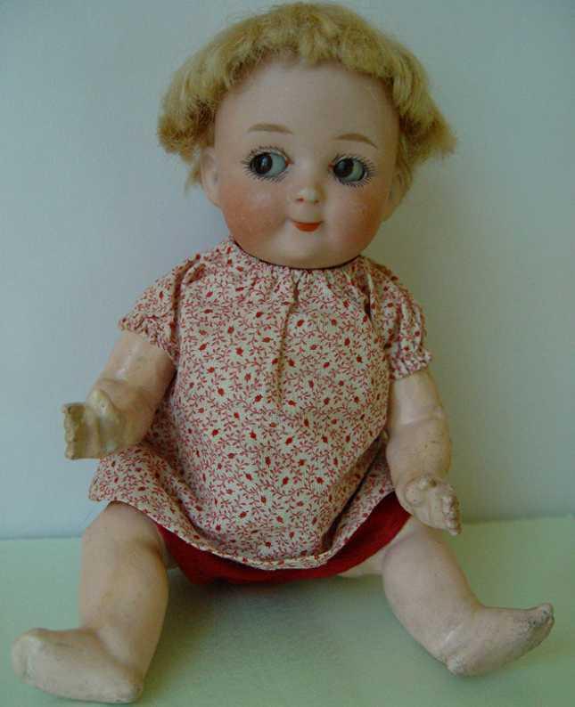 heubach gebr 9573 2/0  googly doll