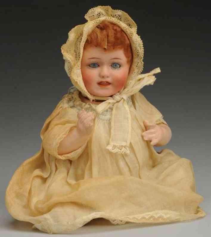 heubach gebr socket head character baby doll
