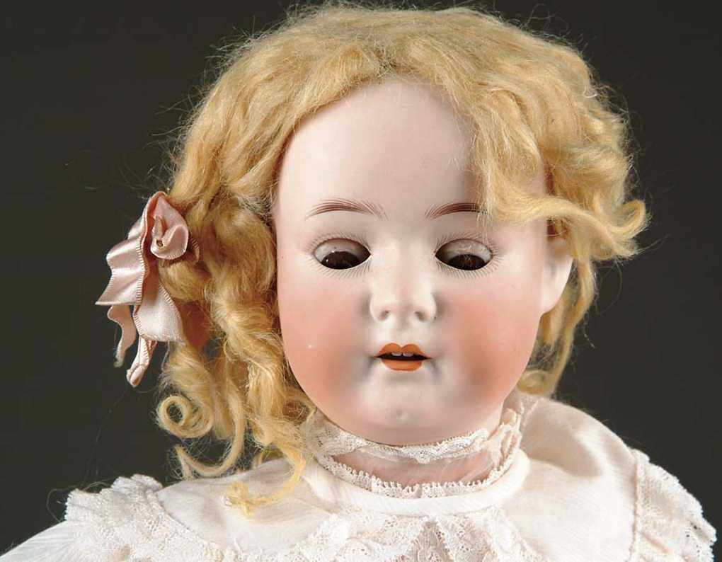 Heubach Ernst Köppelsdorf 213 6 1/2 Puppe
