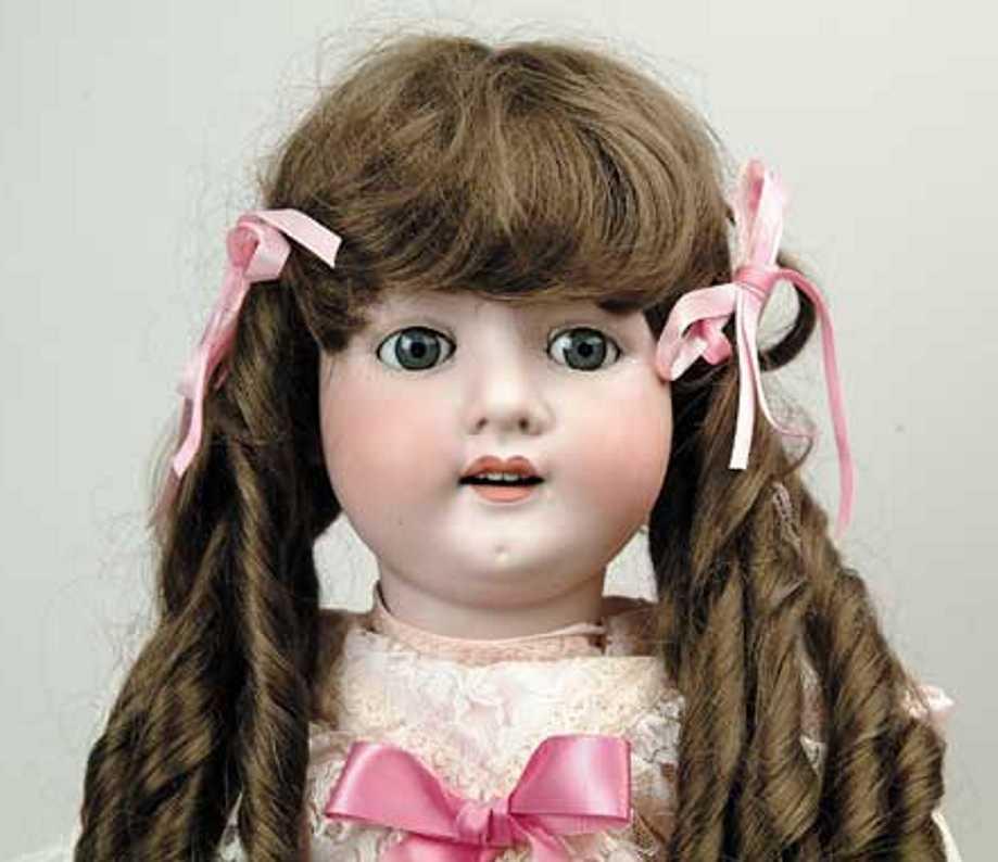 Heubach Ernst Köppelsdorf 302 Puppe