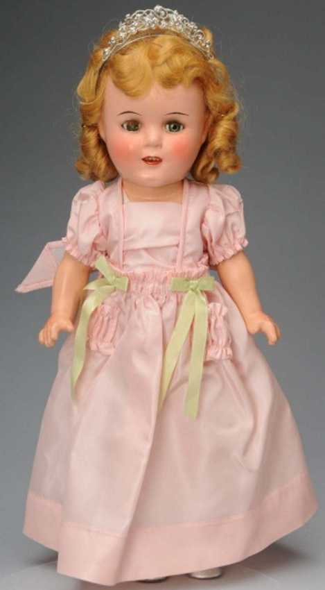 Ideal Toy Shirley Temple 13 Puppe als Cinderella