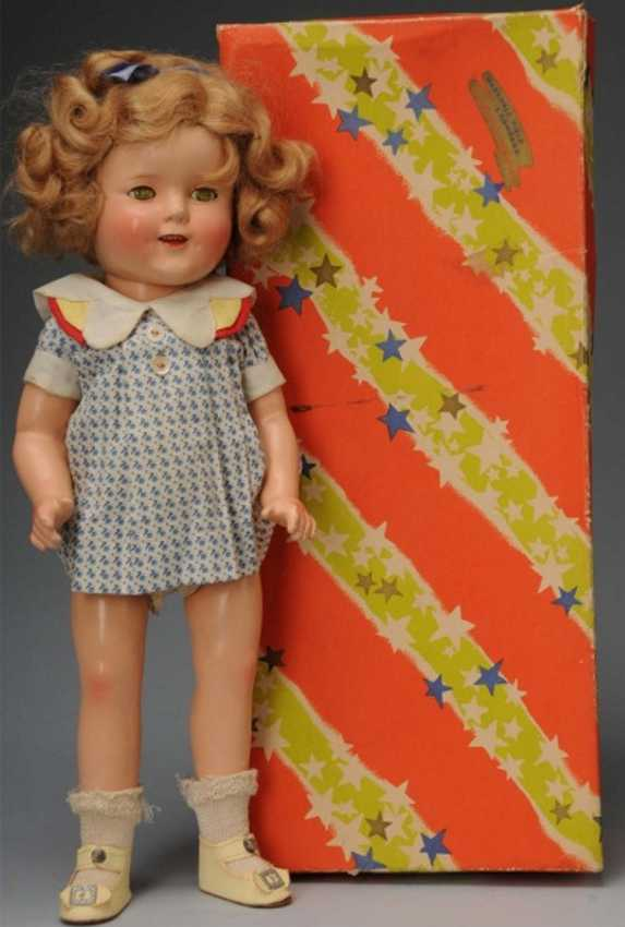 Ideal Toy Puppe Shirley Temple