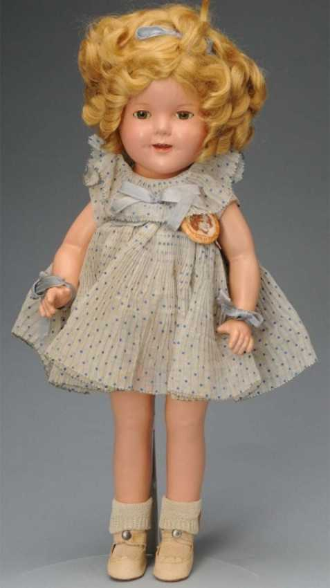 Ideal Toy Shirley Temple Puppe