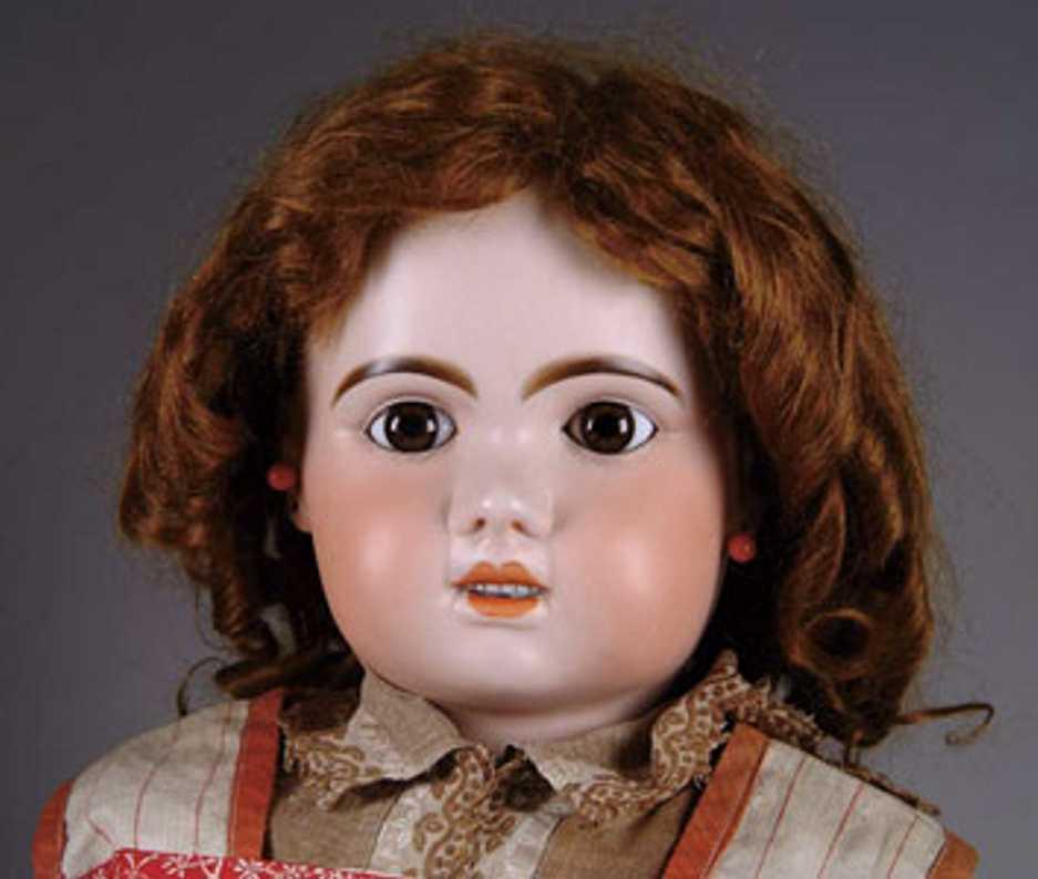 Jumeau 14 1907 Puppe
