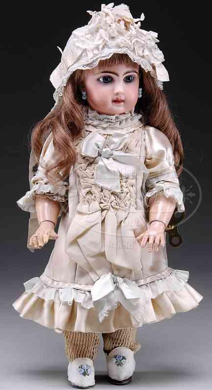 jumeau 7 walking doll