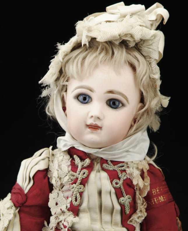 jumeau depose tete bte sgdg 8 bebe baby doll