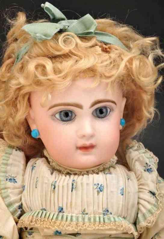 jumeau tete bte sgdg  8 bebe baby doll