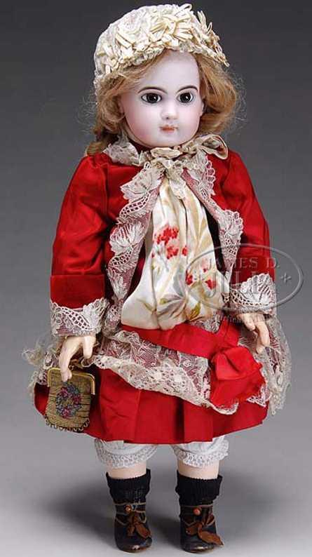 Jumeau E12J Bebe doll