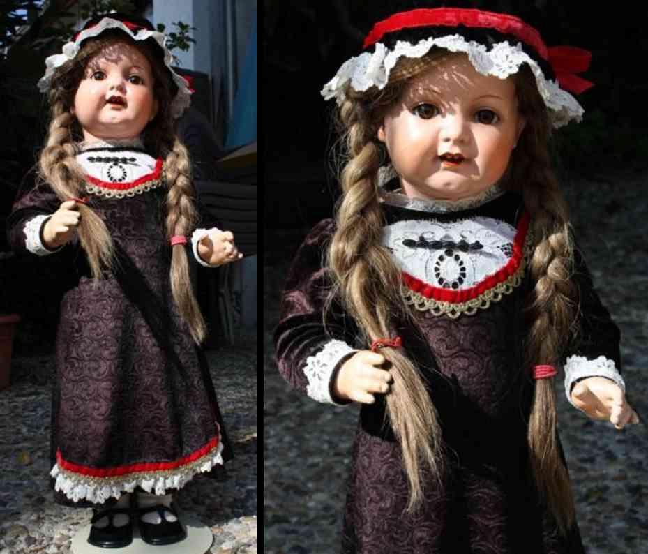 Kämmer & Reinhardt 11/8 Puppe Monika