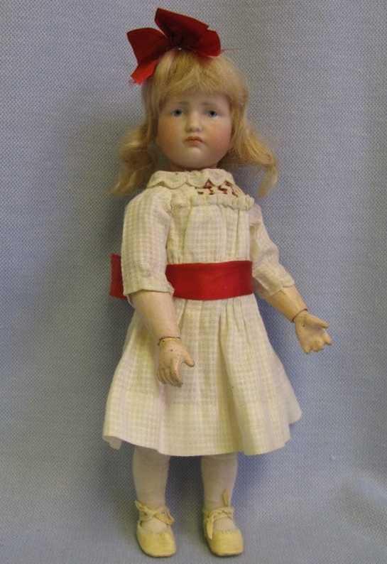 Kämmer & Reinhardt 114 23 Puppe Gretchen