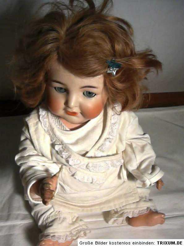 Kämmer & Reinhardt 126 SII Puppe