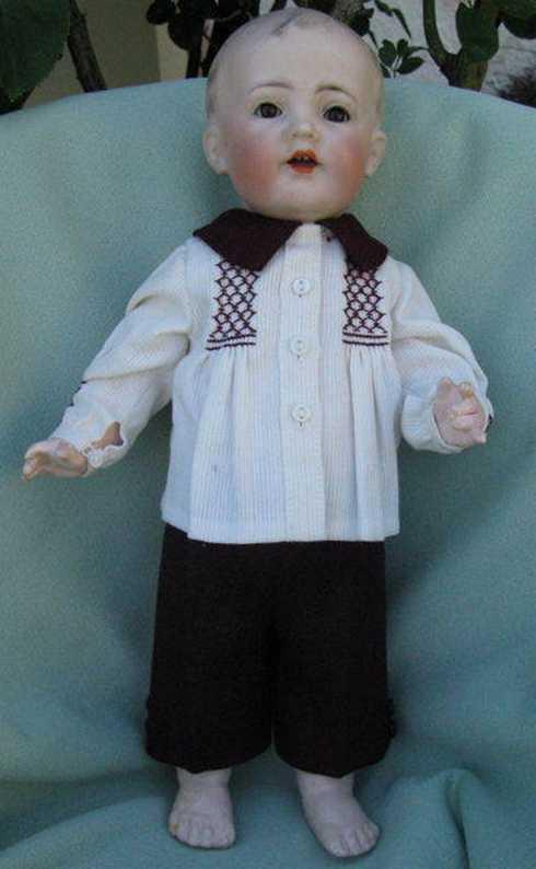 Kämmer & Reinhardt 127 28 Puppe Kleinkind