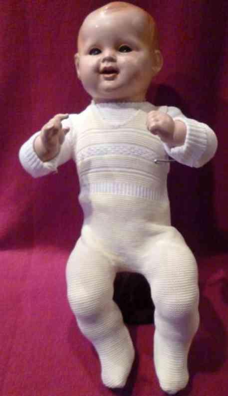 kaemmer & reinhardt 351/3  charakterpuppe baby puz