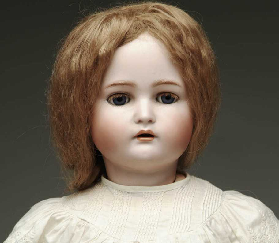 kaemmer & reinhardt 80  child doll