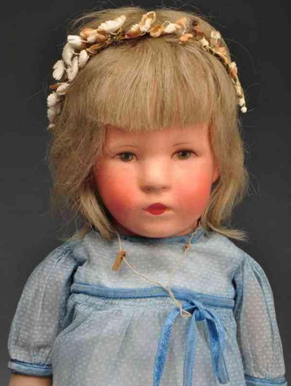 kathe kruse doll girl deutsche kind german child