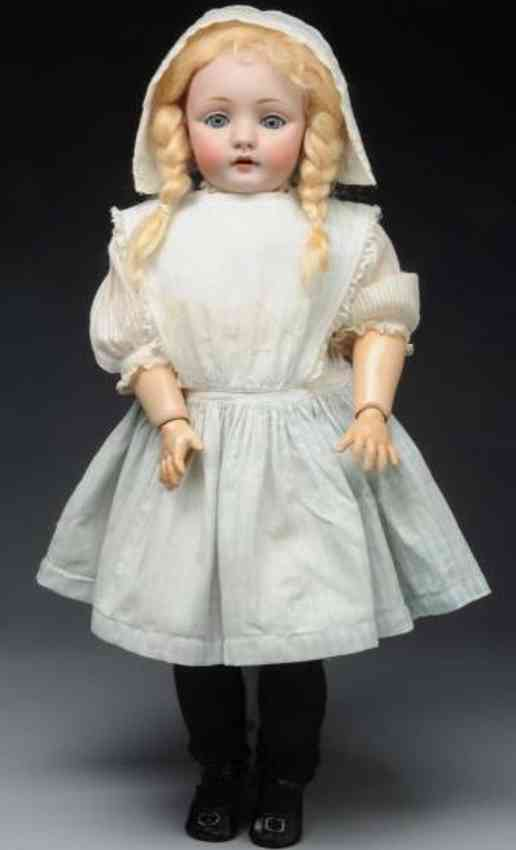 kestner jdk 13 j 143  larger than average ever popular character doll