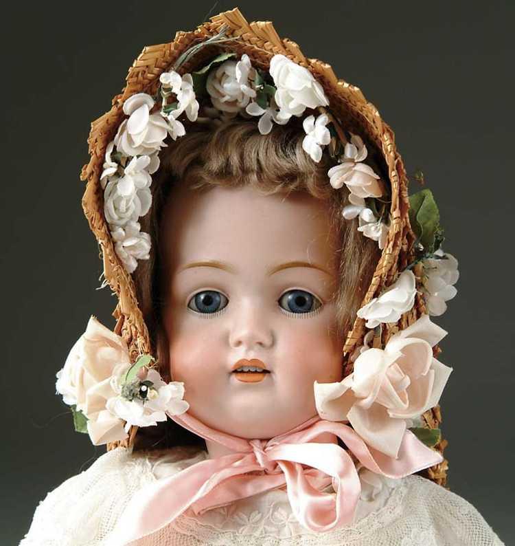 Kestner J. D. 14 214 Puppe