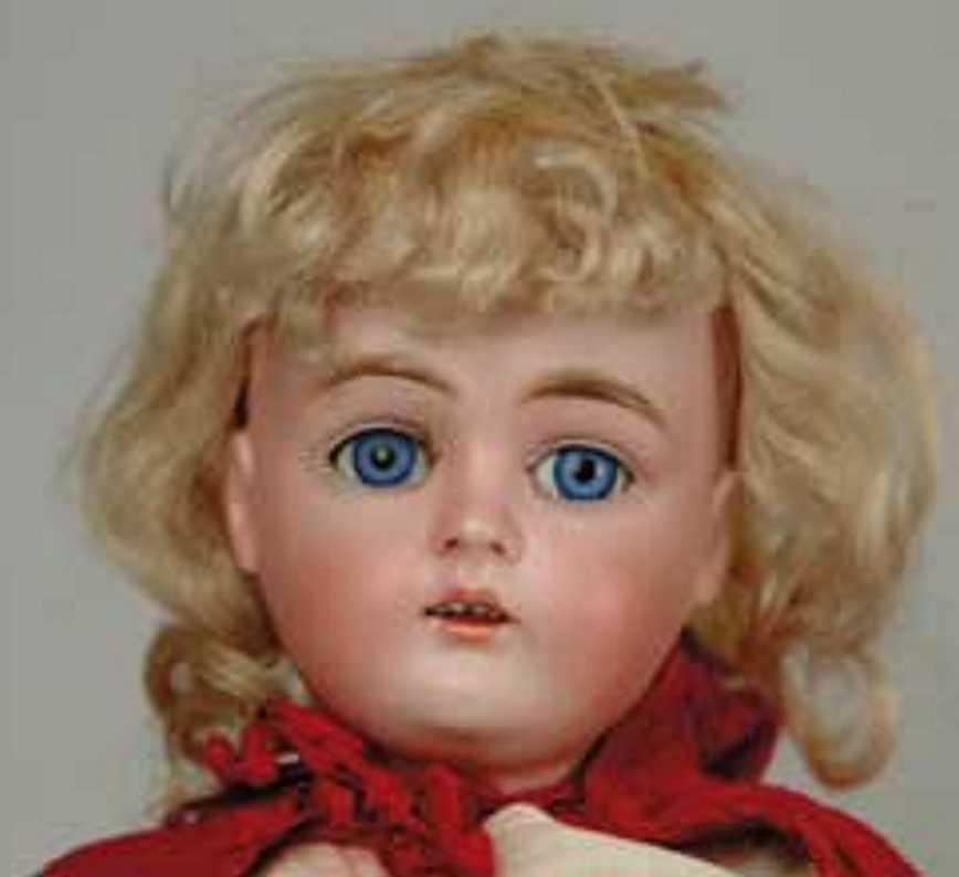 kestner jdk 167 /41 bisque socket head doll