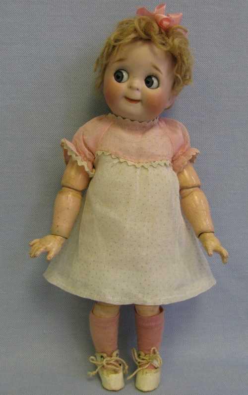 kestner jdk 221 A5  googly doll