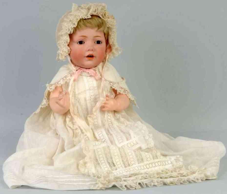 Kestner J. D. 237 Porzellankopf Babypuppe Hilda