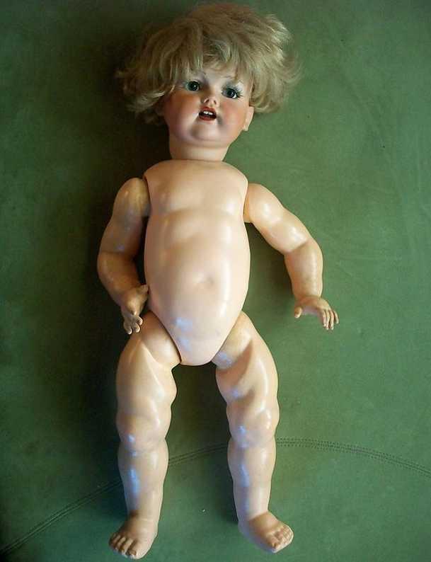 Kestner J. D. 257 Lis Puppe
