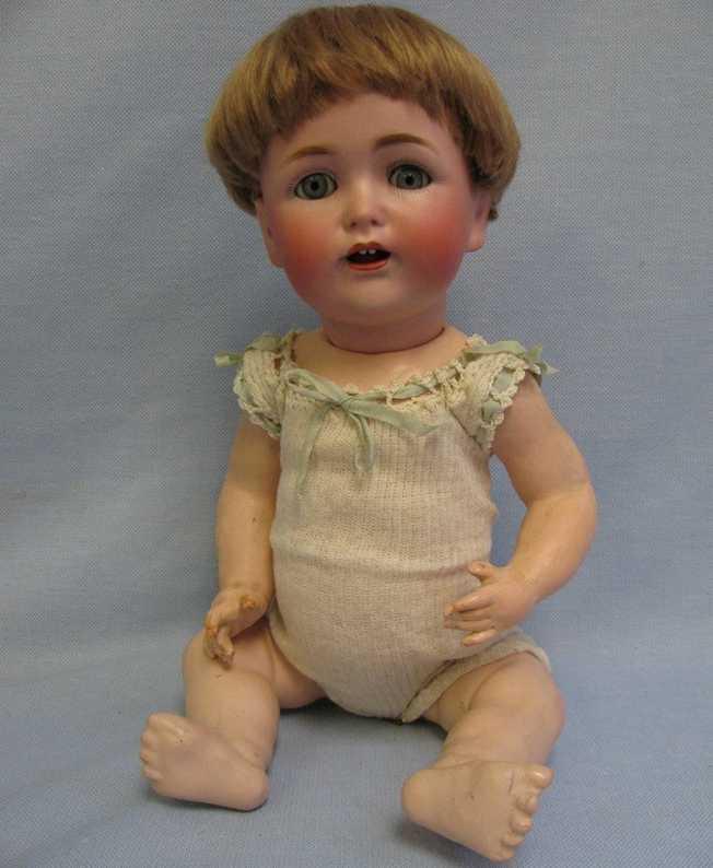 kestner jdk 257 36 charakter-baby mit porzellankopf