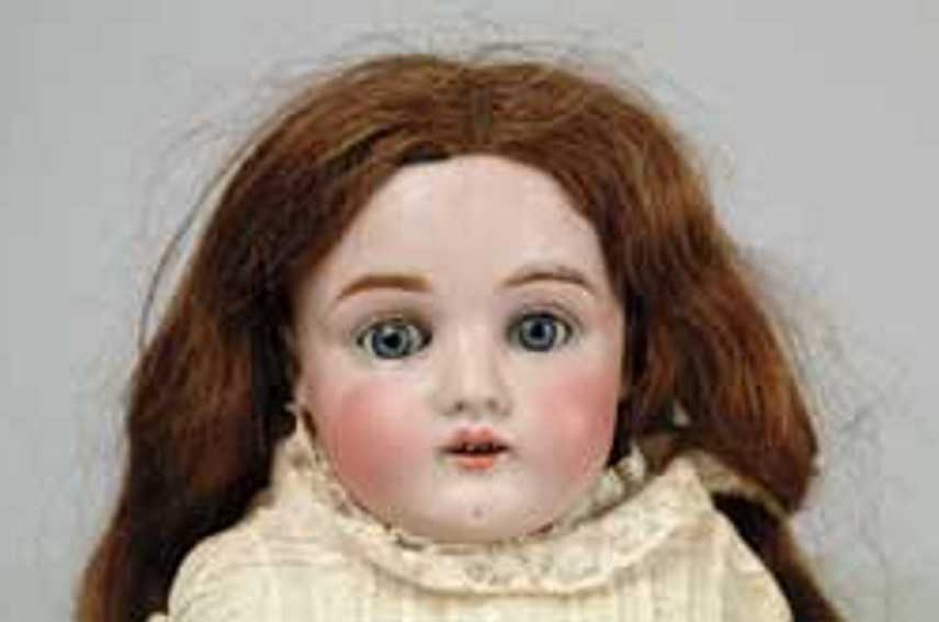 Kestner J. D. 6.154 Bisque shoulder head doll