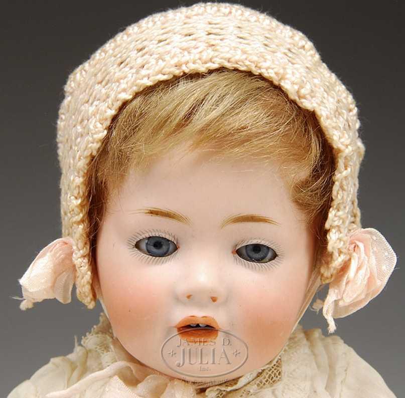 Kestner J. D. 6 237 Hilda baby doll