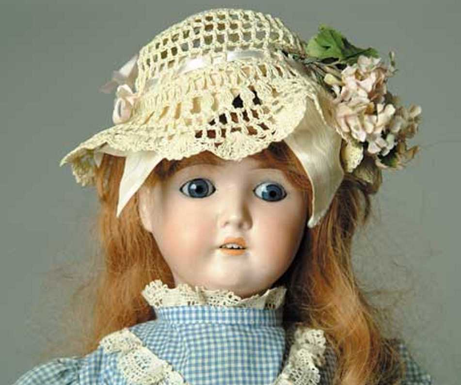 Kestner J. D. 62 Doll WALKURE