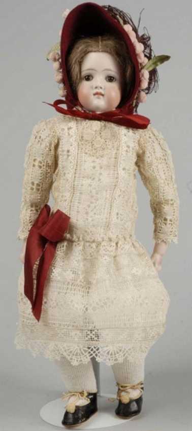 Kestner J. D. 8 bisque shoulder head doll