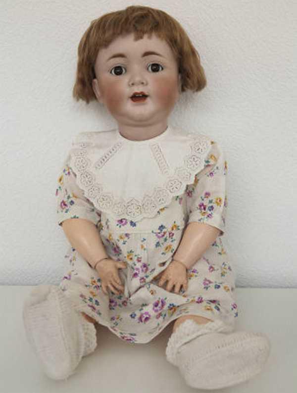 Kley & Hahn 680/9 Doll