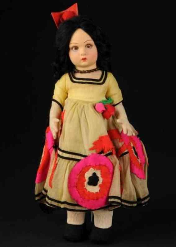 Lenci Lucia Puppe