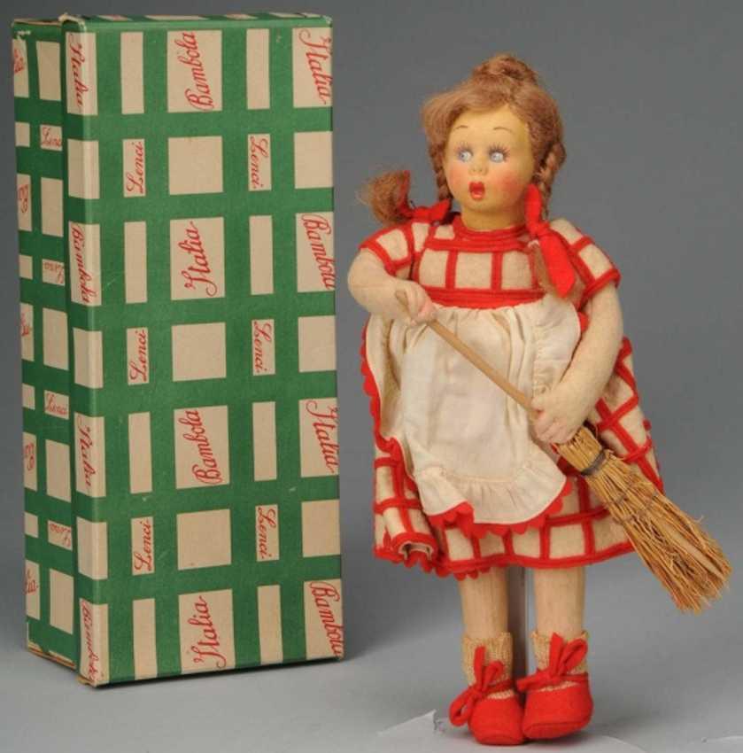 Lenci Puppe Orphan Annie