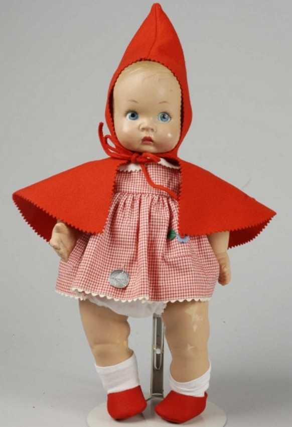 Lenci Wohlstandsbaby Puppe