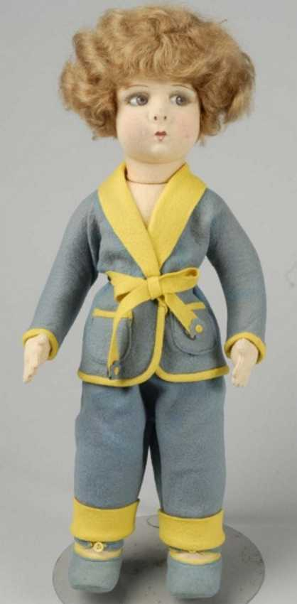 Margot 36 Cloth doll