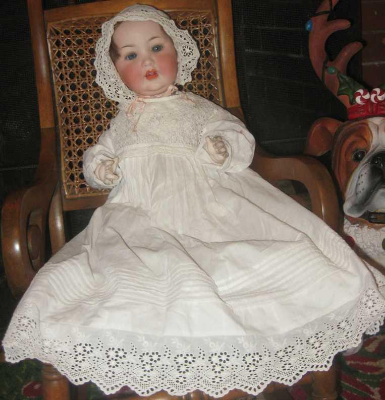 Porzellanfabrik Mengersgereuth 914 10 Puppe