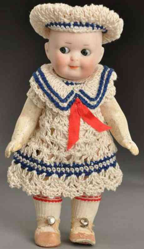 porzellanfabrik mengersgereuth 950 bisque socket head googly doll
