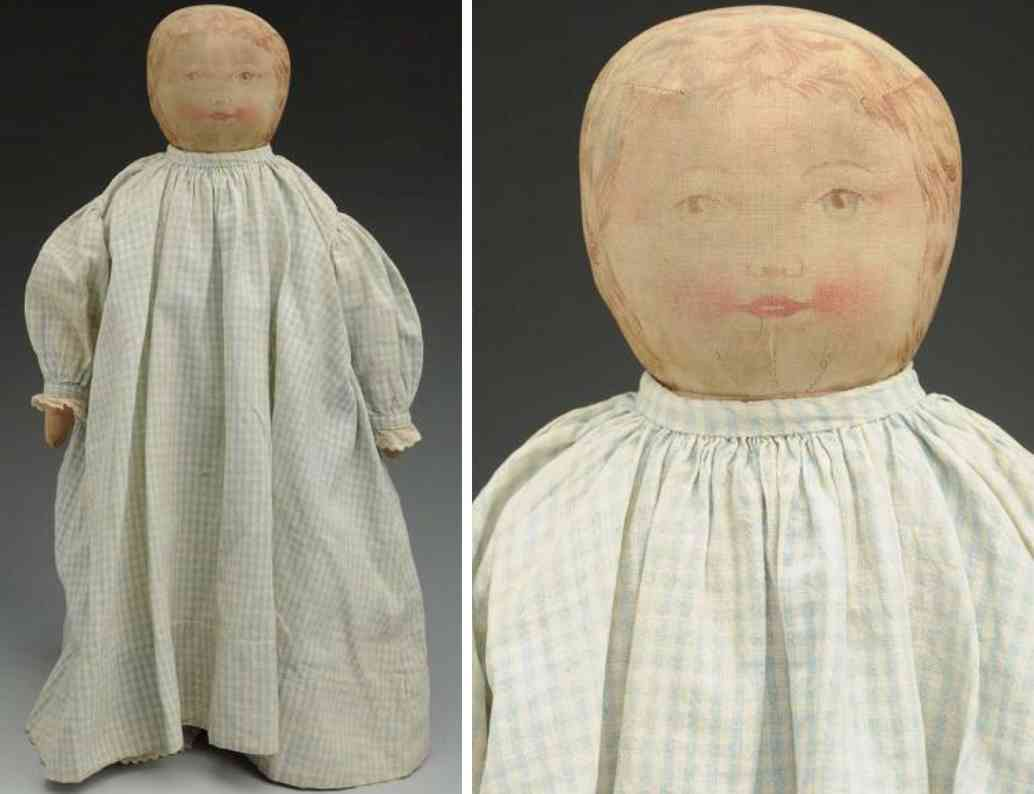 mothers congress dolls company baby stuart cloth doll