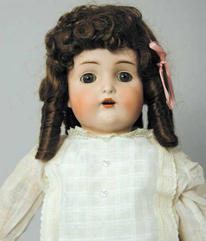schmidt bruno bsw   bisque socket head doll