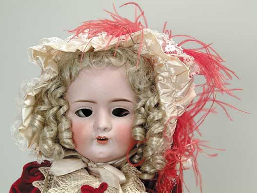 schmidt bruno bsw  large doll