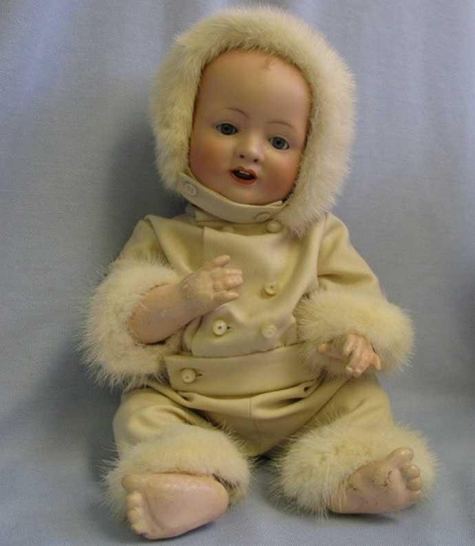 Schmidt Franz & Co 1272 45 Puppe