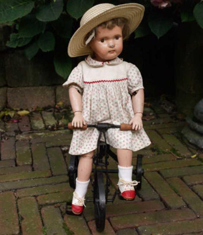 Schoenhut 316 C Puppe Miss Dolly
