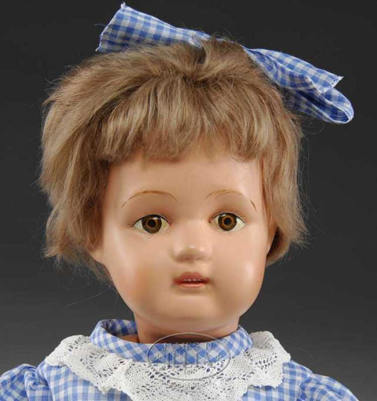 schoenhut Dolly miss dolly puppe