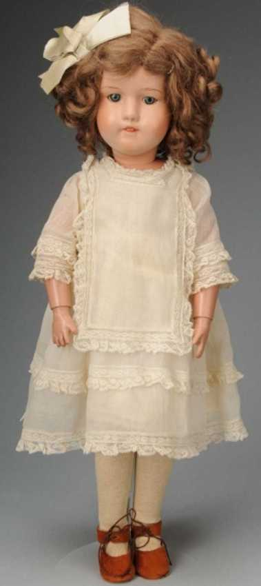 schoenhut Dolly wooden doll miss dolly