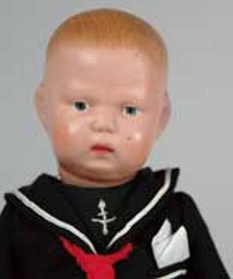 Schoenhut Wooden doll