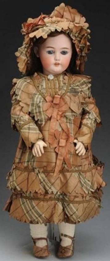 simon & halbig 1079 13 bisque socket head doll