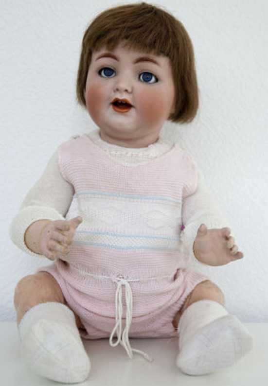 Simon & Halbig 126 Puppe