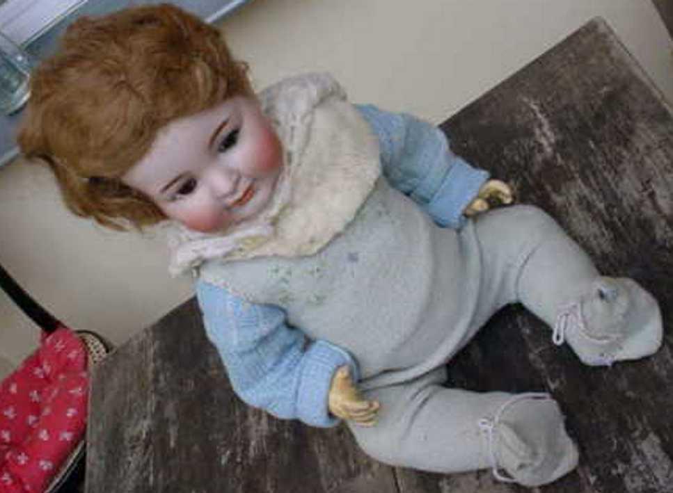 Simon & Halbig 126 50 Puppe